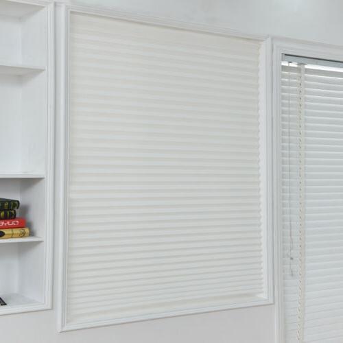 US Kitchen Balcony Door Window Curtain Shades Self Adhesive