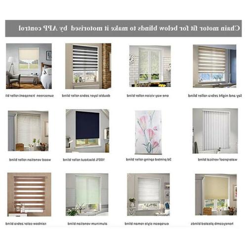 WIFI Electric Automatic Motorized Blinds