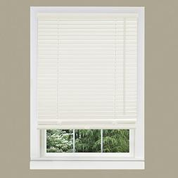 Morningstar GII Cordless Venetian Blind, 31 W x 64 L, Alabas