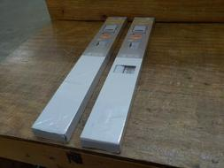 Achim Home Furnishings MSG230WH06 Morningstar G2 Cordless Bl
