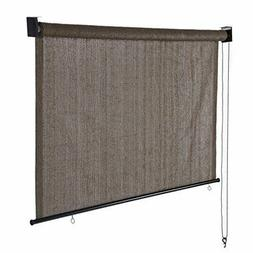 New Derstadt 6x6 Roller Roll-Up Window Black-Out Shade Blind