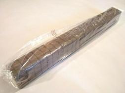"""NEW JC Penney Dark Walnut Woven Wood Shade 35""""W x 64L """" Roll"""
