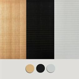 Self-Adhesive Pleated Blinds Kitchen Bathroom Windows Curtai