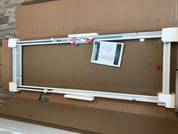 """ODL Add-On Blinds for Raised Frame 22"""" x 66"""" door window"""