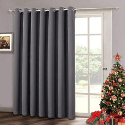 Blackout Patio Door Curtain Blinds - Home Decoration Adjusta