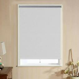 ✔ Roller Shade Blackout Shades Window Blinds for Bedroom -