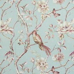 Roman Blinds - Prestigious Textiles - Dovedale Vintage Blue