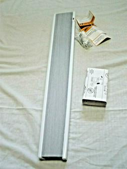"Levolor Room Darkening Cellular Fabric Blinds 23"" W x 72"" L"