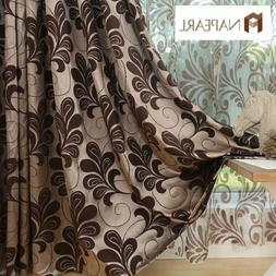 Rustic Style Tulle Curtains Home Decoration Window Blinds Cu