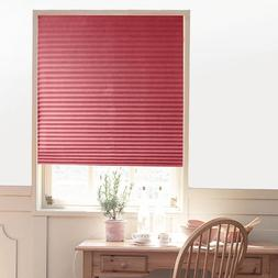 Self-Adhesive Pleated <font><b>Blinds</b></font> <font><b>Bl