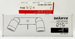 "Ikea TUPPLUR Blackout Cordless Roller Blind Shade, Gray 23"","