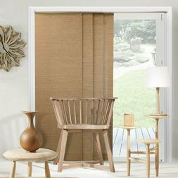 Sliding Window Panels Curtain Door Adjustable Room Divider L