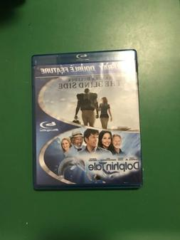 The Blind Side / Dolphin Tale Blu Ray Double Feature Set - B