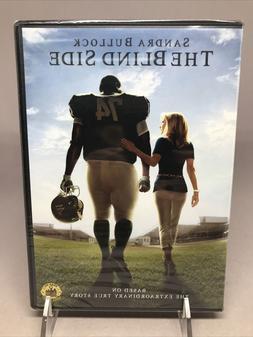 THE BLIND SIDE DVD SEALED SANDRA BULLOCK Football Quinton Aa