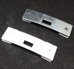 Vertical Blind Slat Clips Saver DIY Fix Repair Curved Zinc/