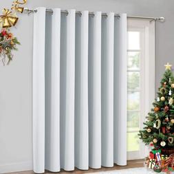 Vertical Blinds 100X84 Light Filtering Wide Window Patio Sli