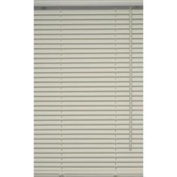 White Window Blinds Cordless 27 x 64