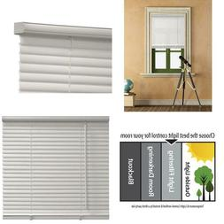 Window Blinds, No Cords = No Tangles; EZ Install; Various Co
