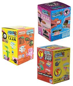 World's Smallest Classic Novelty Toys Blind Box Series 1, 2,