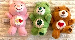World's Smallest Toys Care Bear Lot Blind Capsule Box Super