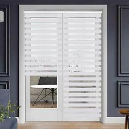 Zebra Shade Blinds Horizontal Window Curtain Day and Night B